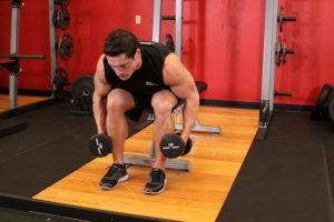 Выполнение основных упражнений