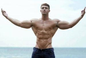 Какую роль широчайшие мышцы спины играют в формировании мужского силуэта