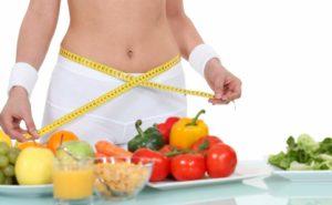 Как питаться, если стоит цель – похудение боков, живота и талии?