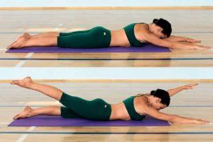 Комплекс упражнений для укрепления шейного отдела позвоночника