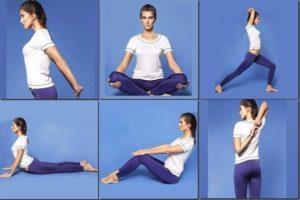 Лечебная гимнастика от сутулости