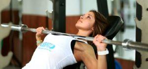 Недельная программа тренировок для накачки груди