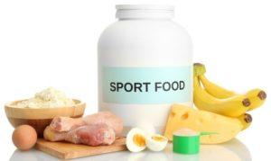 Основные принципы спортивного питания