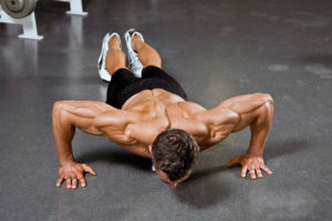 Правила тренировки мускулатуры груди