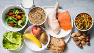 Рацион питания: еда и продукты для набора мышечной массы