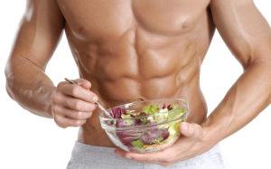 Роль спортивного питания в наборе мышечной массы