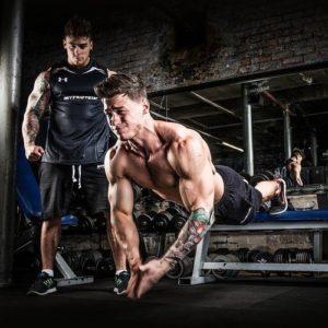 Силовые упражненияс собственным весом
