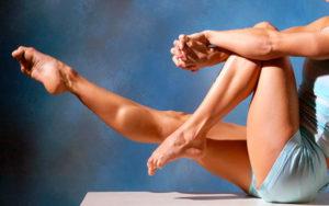 Сильные мышцы ног: преимущества
