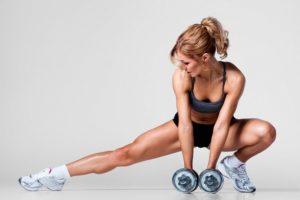 Тренировка ног дома