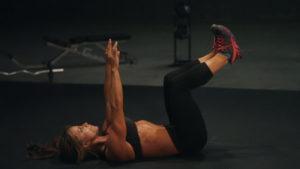 Упражнения для укрепления спины и пресса