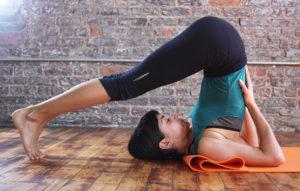 Упражнение березка при геморрое и варикозе