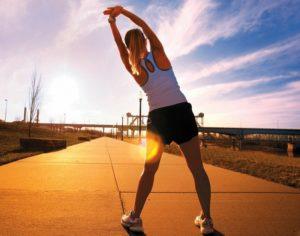 Упражнения для зарядки по утрам