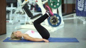 Упражнения для нижнего пресса