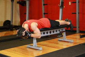 Упражнения длятренировки шеи