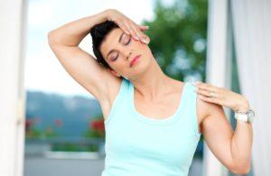 Упражнения при остеохондрозе шейного и пояснично-крестцового отдела позвоночника