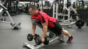 Упражнения с утяжелением