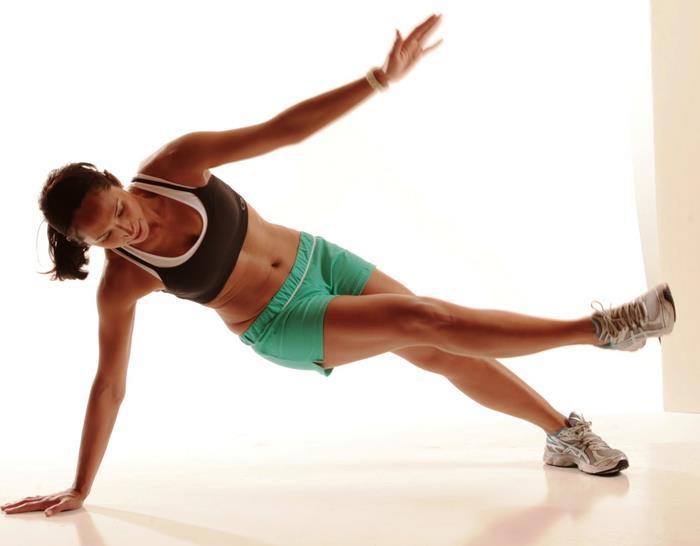 Упражнения Похудеть Бедрах.